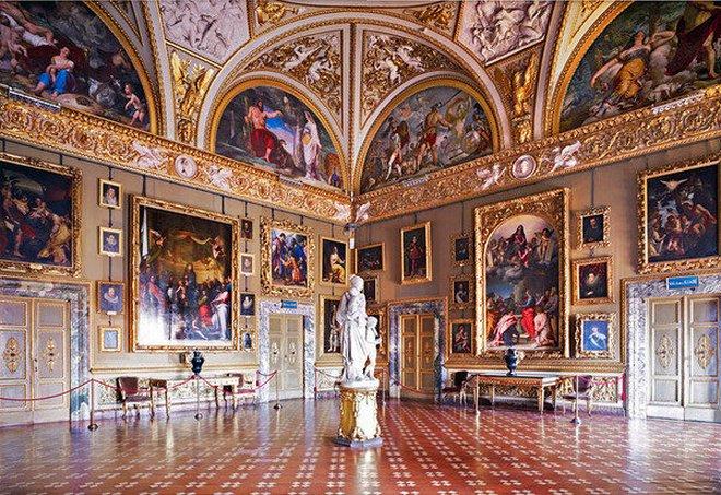 Галерея современного искусства в Палаццо Питти