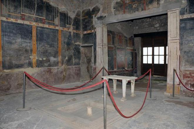 Археологический комплекс Помпеи