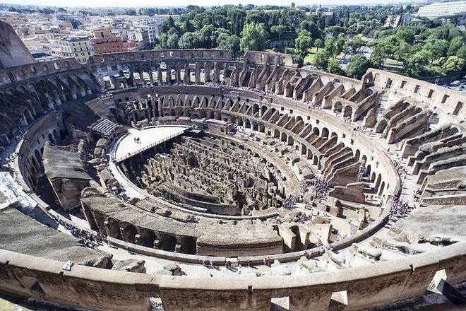 Рим празднует свою 2768 годовщину