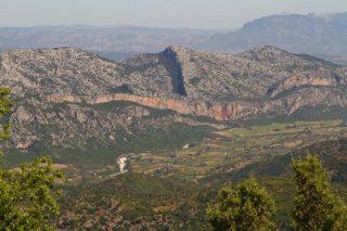Гранд-Каньон в Сардинии