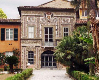 Ботанический сад Пизы