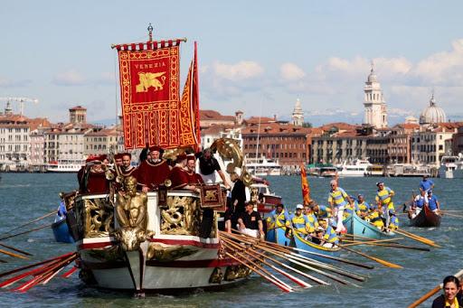 День Венеции в Италии