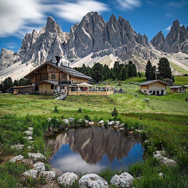 Какие горы есть в Италии