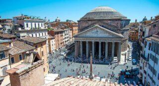 Памятники архитектуры Рима