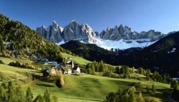 Особенности рельефа Италии и полезные ископаемые