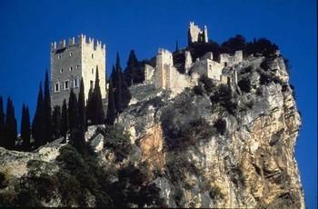 Озеро Гарда - замок Арко