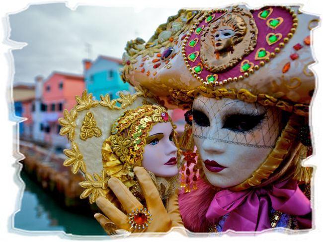 История венецианского карнавала: от Сатурналий до современности