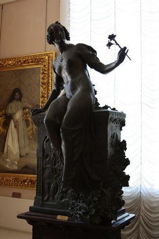 Этторе Хименес. Возрождение. 1895 - Галерея современного искусства.