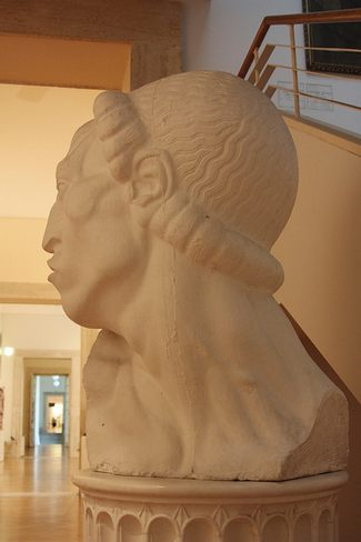 Иван Местрович. (1908-1910) - Галерея современного искусства.