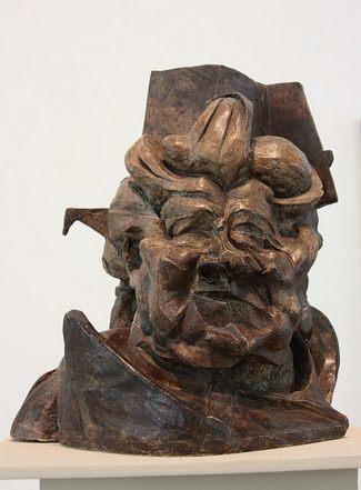 Умберто Боччони. Antigrazioso. (1912-1913) - Галерея современного искусства.