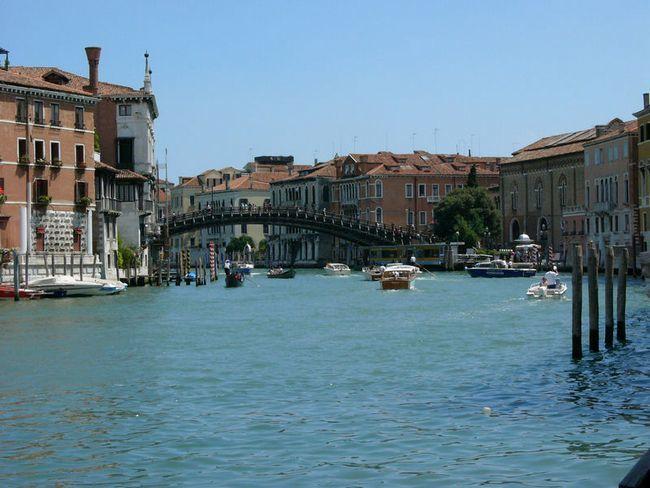 Галерея Академии Венеции - мост