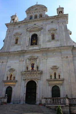 Главный собор монастыря - Оссуччио и его Священные горы