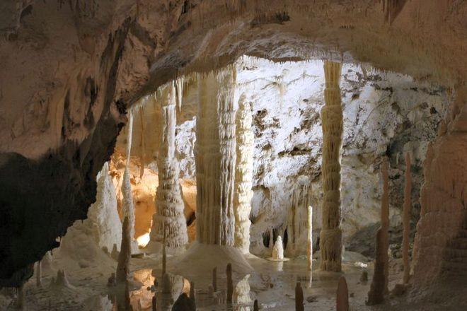 Пещеры Фрасасси - Милано Мариттима
