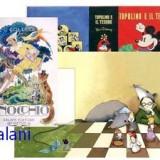 150 лет издательскому дому Salani: от Пиноккио до Гарри Поттера