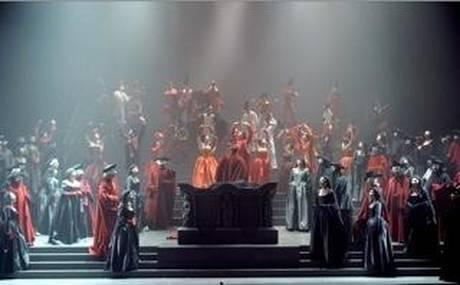 Опера «Джоконда» Амилькаре Понкьелли