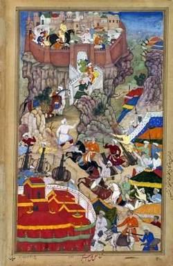 Средневековая Индия глазами живописца