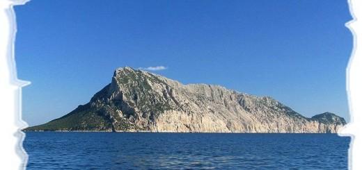 Остров Таволара (вид с юга)