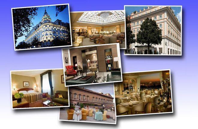 Отели Рима