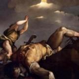 """""""Давид и Голиаф"""" Тициана"""