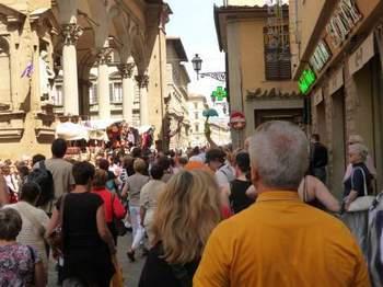 Туризм приносит вред Флоренции