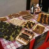 Сладкое нашествие шоколотье в Аосту