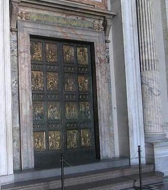 Святая дверь