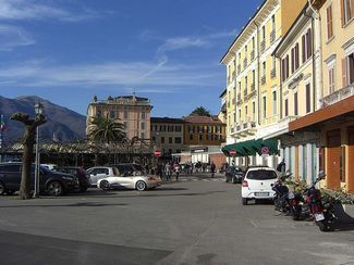 Улицы Белладжо