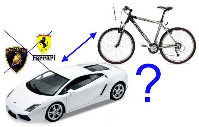 Велосипеды в Италии обошли по популярности автомобили