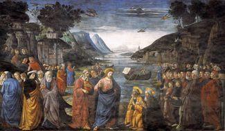 Призвание апостолов – Гирландайо