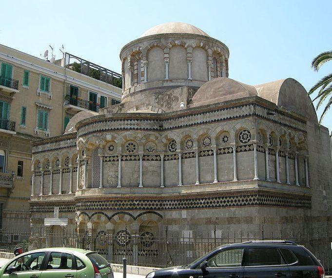Церковь Святой Марии Аннунциаты дей Каталани