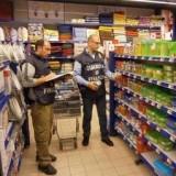 Опасные товары в супермаркетах Италии