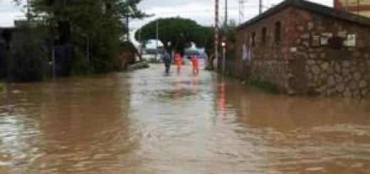 Наводнение в помощь злому умыслу