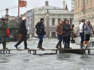 Венеция в ожидании прилива