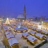 Рождественская ярмарка Больцано