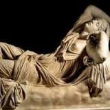Спящая Ариадна вернулась в Галерею Уффици