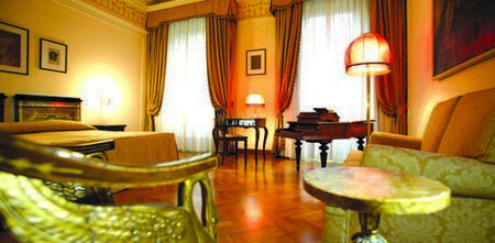 Комната в Grand Hotel Et De Milan