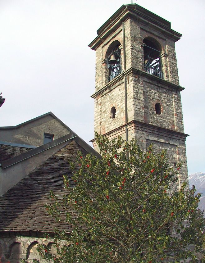 Колокольня церкви San Nikolo