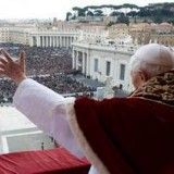 Папа Римский: достаточно лить кровь