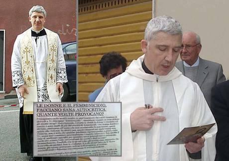 Дон Пьеро Корси - Скандал в «благородном семействе» католических священников