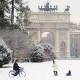 Трассы для лыжников и сноубордистов в Милане