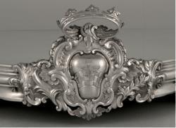 Выставка серебра дома Спинола