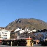 Ярмарка в Больцано набирает обороты