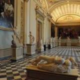 Зал Ниоба в Галерее Уффици снова открыт