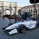 Гран-при по электрогонкам в Риме