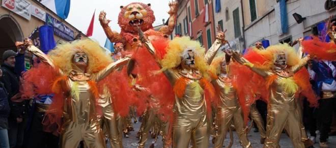 Карнавал в Фояно