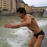 Новогодние купания в Италии