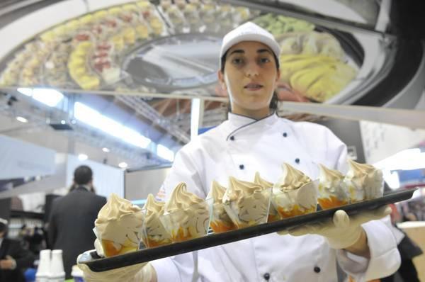 Ярмарка сладостей SIGEP (Салон мороженого, кондитерских изделий и выпечки) в Римини