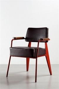 Прототип кресла - Жан Пруве