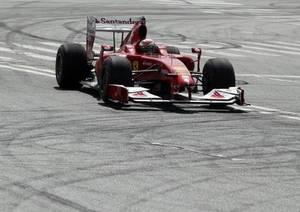 Формула 1 и вызов Феррари в Иерусалиме