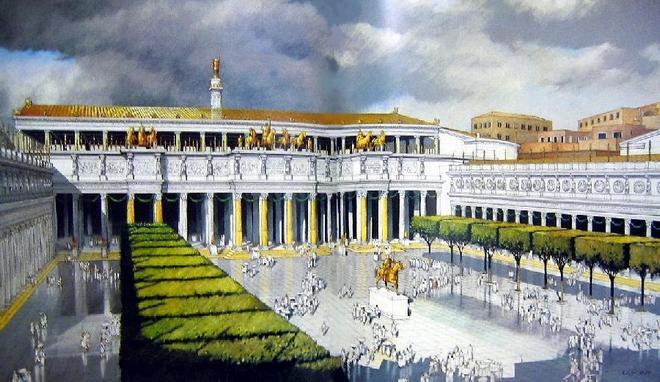 Площадь Форума Траяна